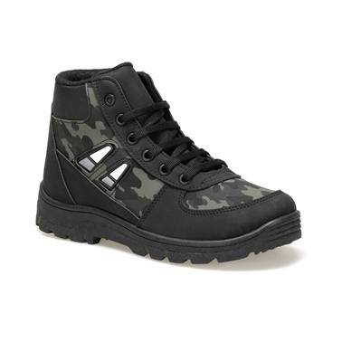 Panama Club Yürüyüş Ayakkabısı Siyah